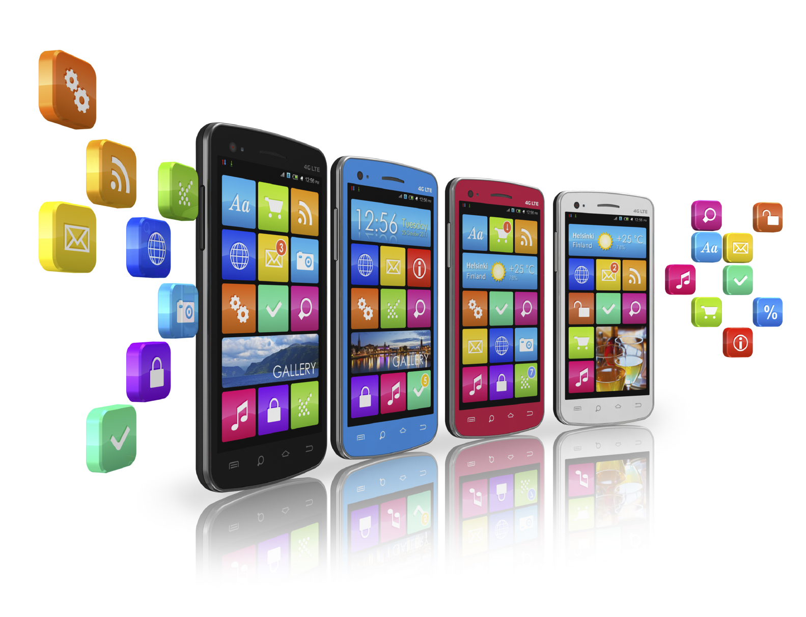 Streaming Technologies And Applications in Mobile Appication Development