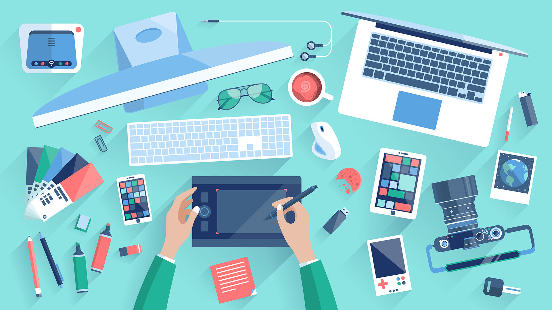 The Important Role of Graphics Design Services in India